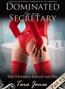 Femdom sexy secretary male submission romance